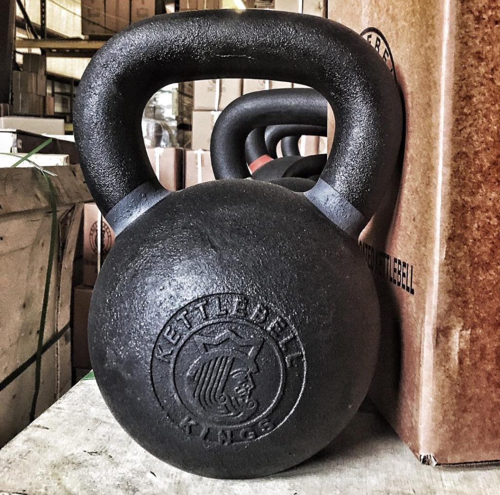 Building a home gym with kettlebells u garage gym experiment