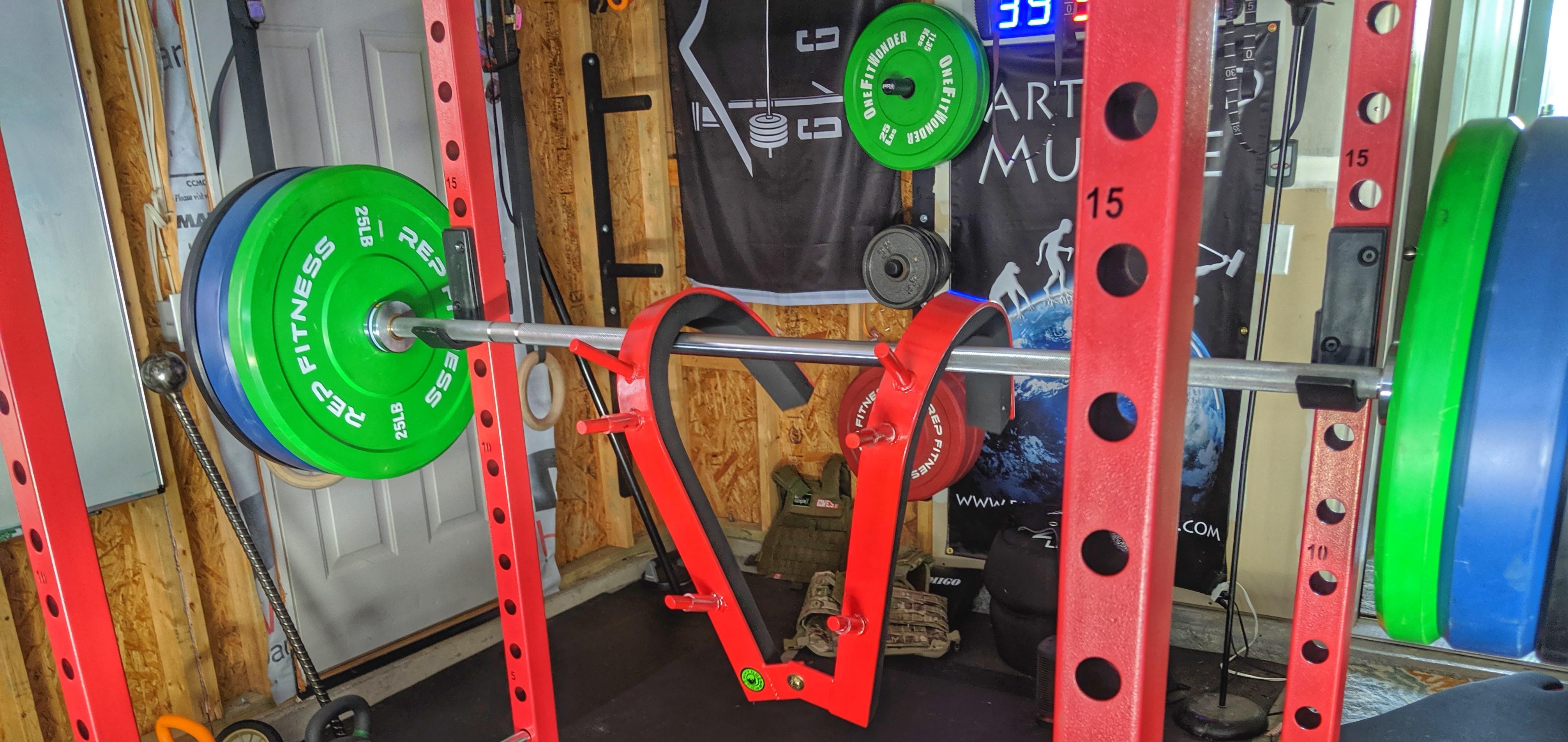 Product discounts u2013 garage gym experiment